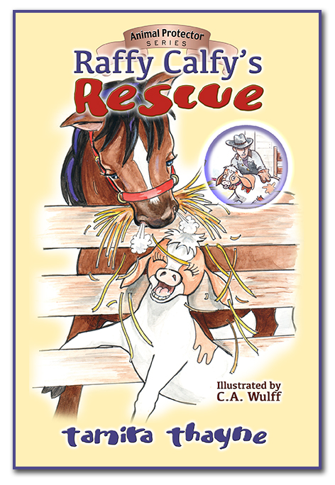 Raffy Calfy's Rescue